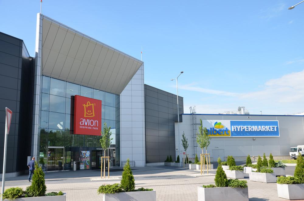 3a5c2d38c3 Směnárna Avion Shopping park Ostrava